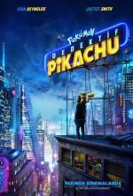 Pokémon Dedektif Pikachu Afişi