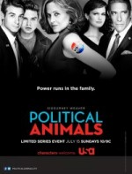 Political Animals (2012) afişi