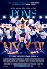 Poms (2019) afişi