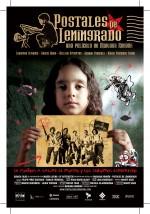 Postales de Leningrado (2007) afişi