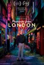 Postcards from London (2017) afişi