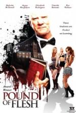 Pound Of Flesh (2010) afişi