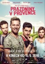 Prazdniny v Provence  (2016) afişi