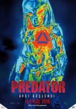 Predator (2018) afişi