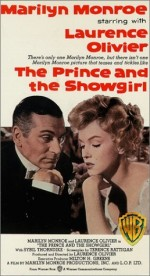 Prens ve Şovkızı (1957) afişi