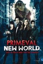 Primeval: New World (2012) afişi