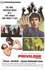 Privilege (1967) afişi