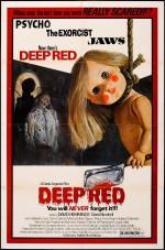 Derin Kırmızı (1975) afişi