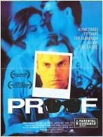 Proof (1991) afişi