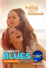 Puberty Blues (2012) afişi