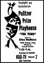 Pulitzer Prize Playhouse Sezon 1