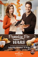 Pumpkin Pie Wars (2016) afişi
