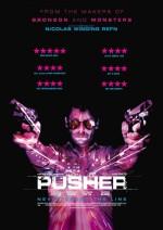 Pusher (2012) afişi