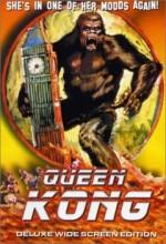 Queen Kong (1976) afişi