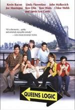 Queens Logic (1991) afişi