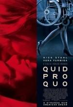 Quid Pro Quo (2008) afişi