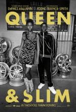 Queen & Slim (2019) afişi