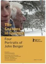 Quincy'de Mevsimler: John Berger'in Dört Portresi (2016) afişi
