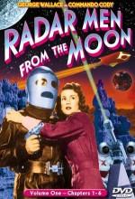 Radar Men From The Moon (1952) afişi