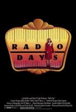 Radyo Günleri (1987) afişi