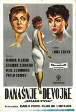 Ragazze D'oggi (1955) afişi