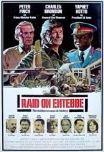 Raid On Entebbe (1977) afişi