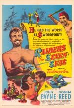 Raiders Of The Seven Seas (1953) afişi