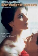 Randevu (1985) afişi