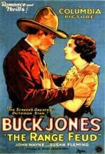 Range Feud (1931) afişi