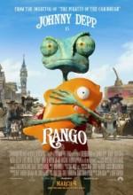 Rango (2011) afişi