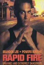 Rapid Fire (1992) afişi