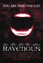 Ravenous (1999) afişi