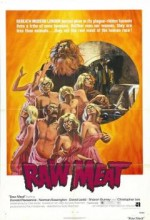 Raw Meat (1972) afişi