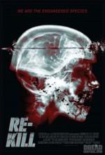 Re-Kill (2015) afişi