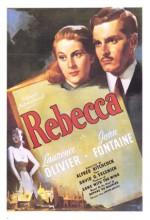 Rebecca (1940) afişi