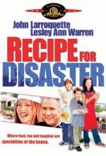 Recipe For Disaster (2003) afişi
