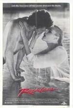 Reckless (1984) afişi