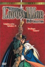 Record Of Lodoss War (1990) afişi