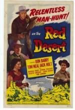 Red Desert (1949) afişi