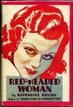 Red-Headed Woman (1932) afişi