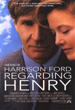 Regarding Henry (1991) afişi
