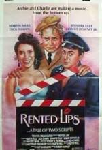 Rented Lips (1988) afişi