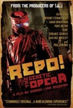 Repo! The Genetic Opera (2008) afişi