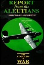Report From The Aleutians (1943) afişi