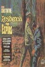 Residencia Para Espías (1966) afişi