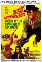 Return Of The Gunfighter (1967) afişi