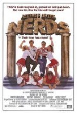 Revenge of the Nerds (1984) afişi