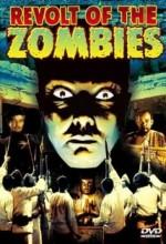 Revolt Of The Zombies (1936) afişi