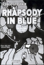 Rhapsody In Blue (1945) afişi