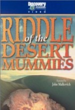 Riddle Of The Desert Mummies (1999) afişi